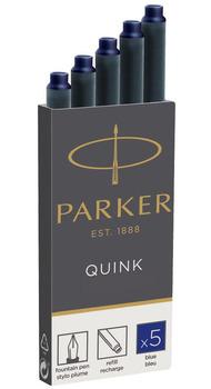 Чернильные картриджи Parker Quink (5 шт.)