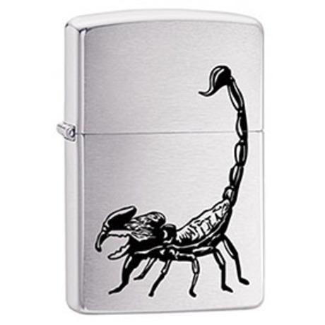 Зажигалка Zippo 200 Scorpion 29204