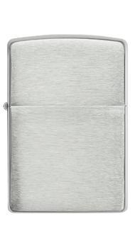 Серебряная зажигалка Zippo Sterling Silver 13