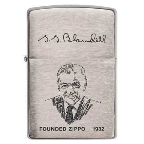 Зажигалка Zippo FOUNDER'S LIGHTER 200FL