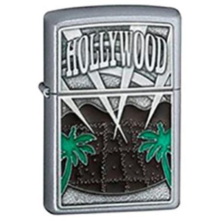 Зажигалка Zippo HOLLYWOOD PALM TREES 21056