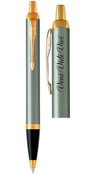 Шариковая ручка Parker с гравировкой Veni, Vidi, Vici 22 232v
