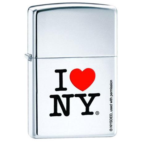 Зажигалка Zippo 250 I LOVE NY 24799