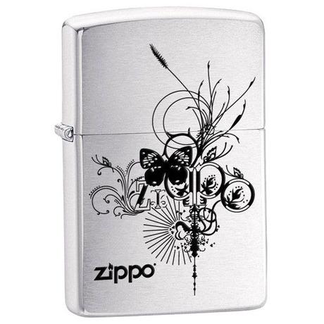 Зажигалка Zippo 200 ZIPPO BUTTERFLY 24800