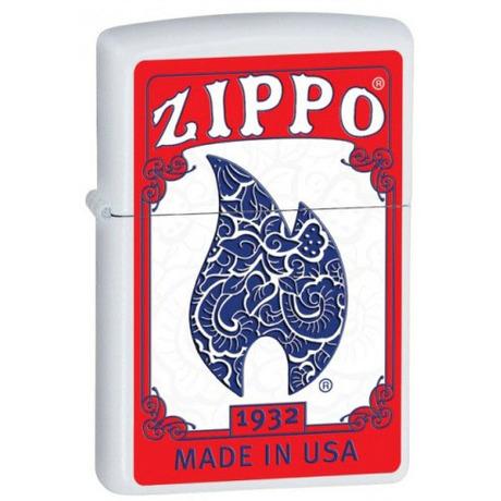 Зажигалка Zippo 214 ZIPPO CARDS 24880
