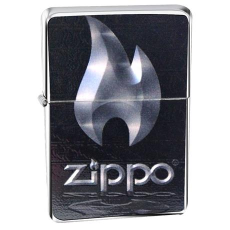 Зажигалка Zippo 207 FLAME 28445