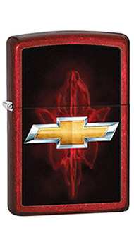 Зажигалка Zippo Chevy Candy Apple Red 28636