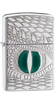 Зажигалка Zippo 167 Dragon Eye 28807