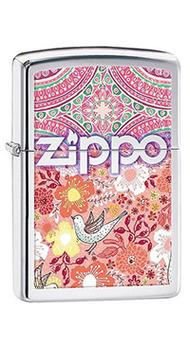 Зажигалка Zippo 250Boho 4 28851