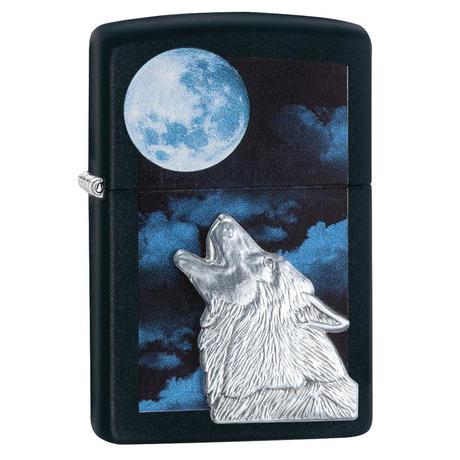 Зажигалка Zippo 218 Howling Wolf 28879
