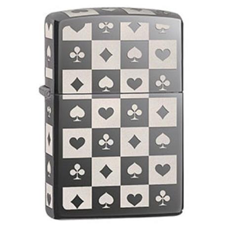 Зажигалка Zippo Card Suits 29082