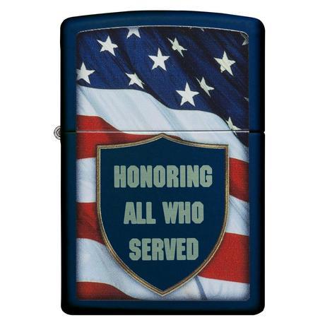 Зажигалка Zippo All Who Served 29092