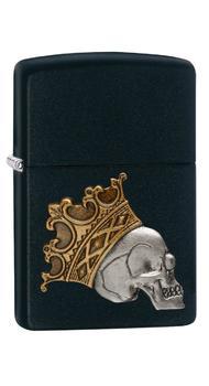 Зажигалка Zippo King Skull 29100