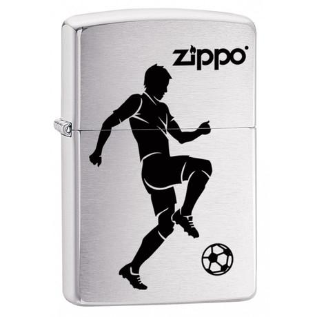 Зажигалка Zippo 200 Soccer Player 29201