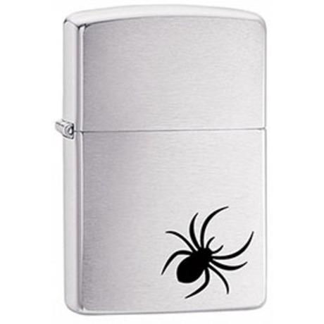 Зажигалка Zippo 200 Spider 29202
