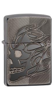 Зажигалка Zippo 24095 Armor Skull 29230