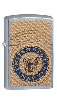 Зажигалка Zippo 207 US Navy 29384