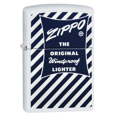 Зажигалка Zippo 214 Zippo Blue White 29413
