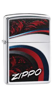 Зажигалка Zippo 250 Satin and Chrome 29415