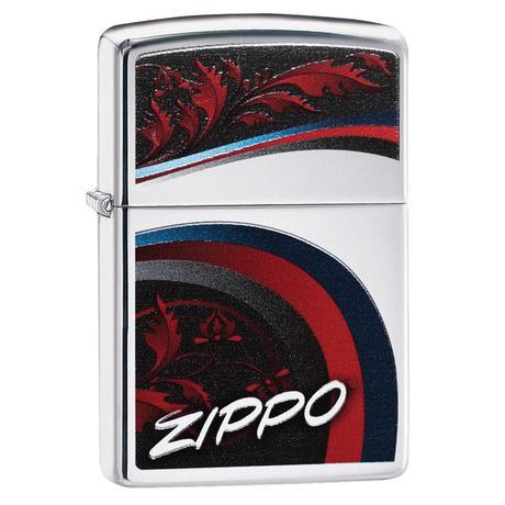 Зажигалка Zippo 250 Satin and Chrome 29415
