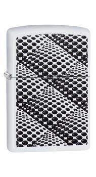 Зажигалка Zippo 214 Dots and Boxes 29416