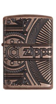 Зажигалка Zippo Gear Armor 29523