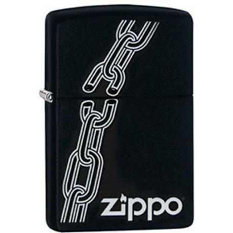 Зажигалка Zippo 218 Zippo Broken Chain 29540