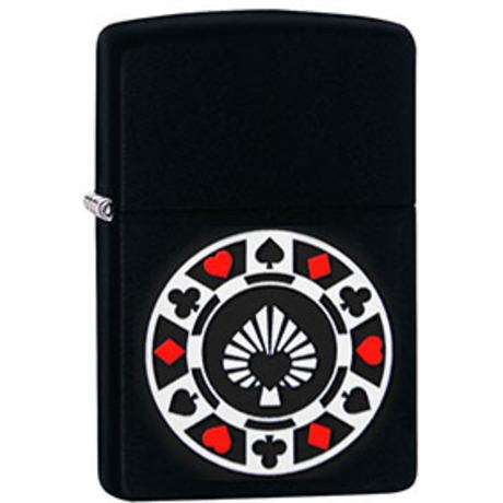 Зажигалка Zippo 218 Poker 29543