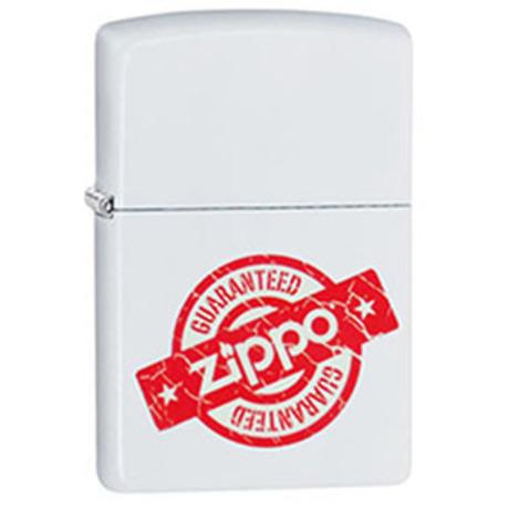 Зажигалка Zippo 214 Zippo Guaranteed 29547
