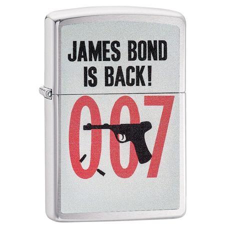 Зажигалка Zippo ZIPPO James Bond 29563