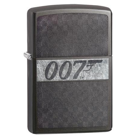 Зажигалка Zippo Reg Iced James Bond 29564