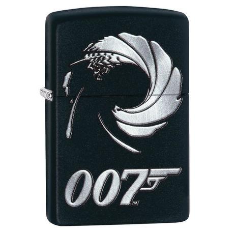 Зажигалка Zippo ZIPPO 218 James Bond 29566