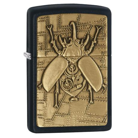 Зажигалка Zippo Steampunk Beetle 29567