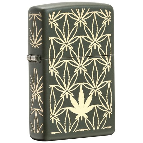 Зажигалка Zippo 221 All Around Leat Design Laser 29589