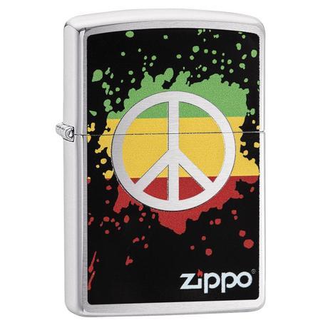 Зажигалка Zippo Peace Splash 29606