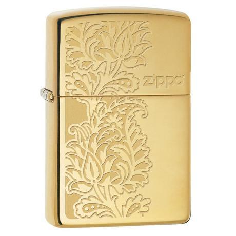 Зажигалка Zippo 254B Paisley Design 29609