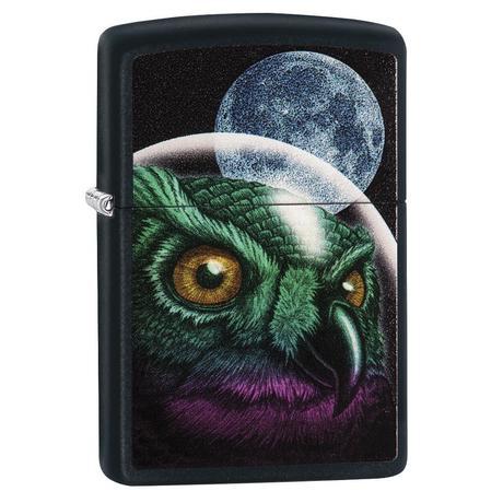 Зажигалка Zippo Space Owl Design 29616