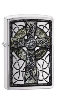Зажигалка Zippo 200 Сeltic Cross Design 29622
