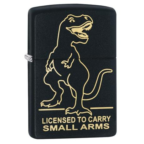 Зажигалка Zippo 218 Licensed to Carry Design 29629