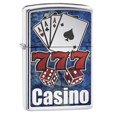 Зажигалка Zippo 250 Fusion Casino 29633