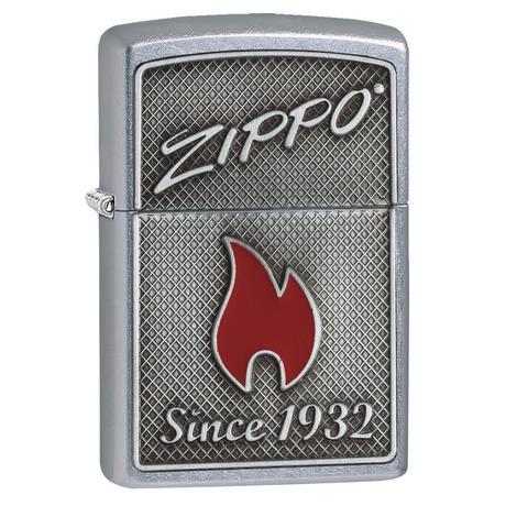 Зажигалка Zippo 207 Zippo and Flame 29650