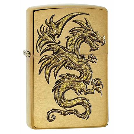 Зажигалка ZIPPO 204B Dragon Design 29725