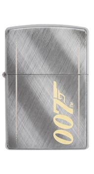 Зажигалка Zippo Bond 007 Gun Logo 29775