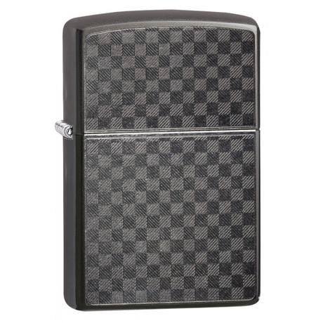Зажигалка ZIPPO 28378 Iced Carbon Fiber Design 29823