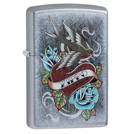 Зажигалка ZIPPO 207 Vintage Tattoo Zippo 29874