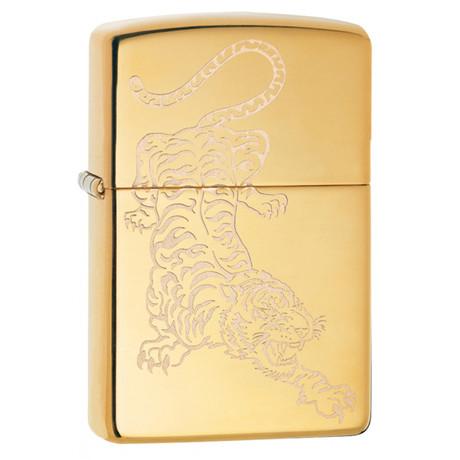 Зажигалка ZIPPO 254B Tattoo Tiger Design 29884