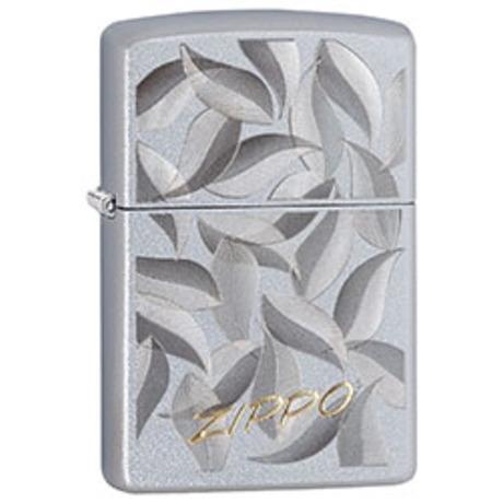 Зажигалка ZIPPO 205 PF19 Zippo Leaf Design 29908