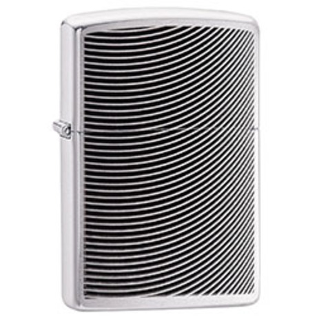 Зажигалка ZIPPO 200 PF19 Curve Design 29913