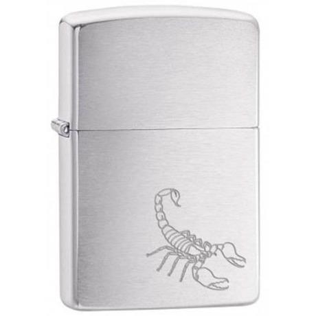 Зажигалка Zippo 200 PF18 Scorpion 29684