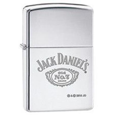 Зажигалка Zippo JACK DANIEL'S LOGO 250JD321